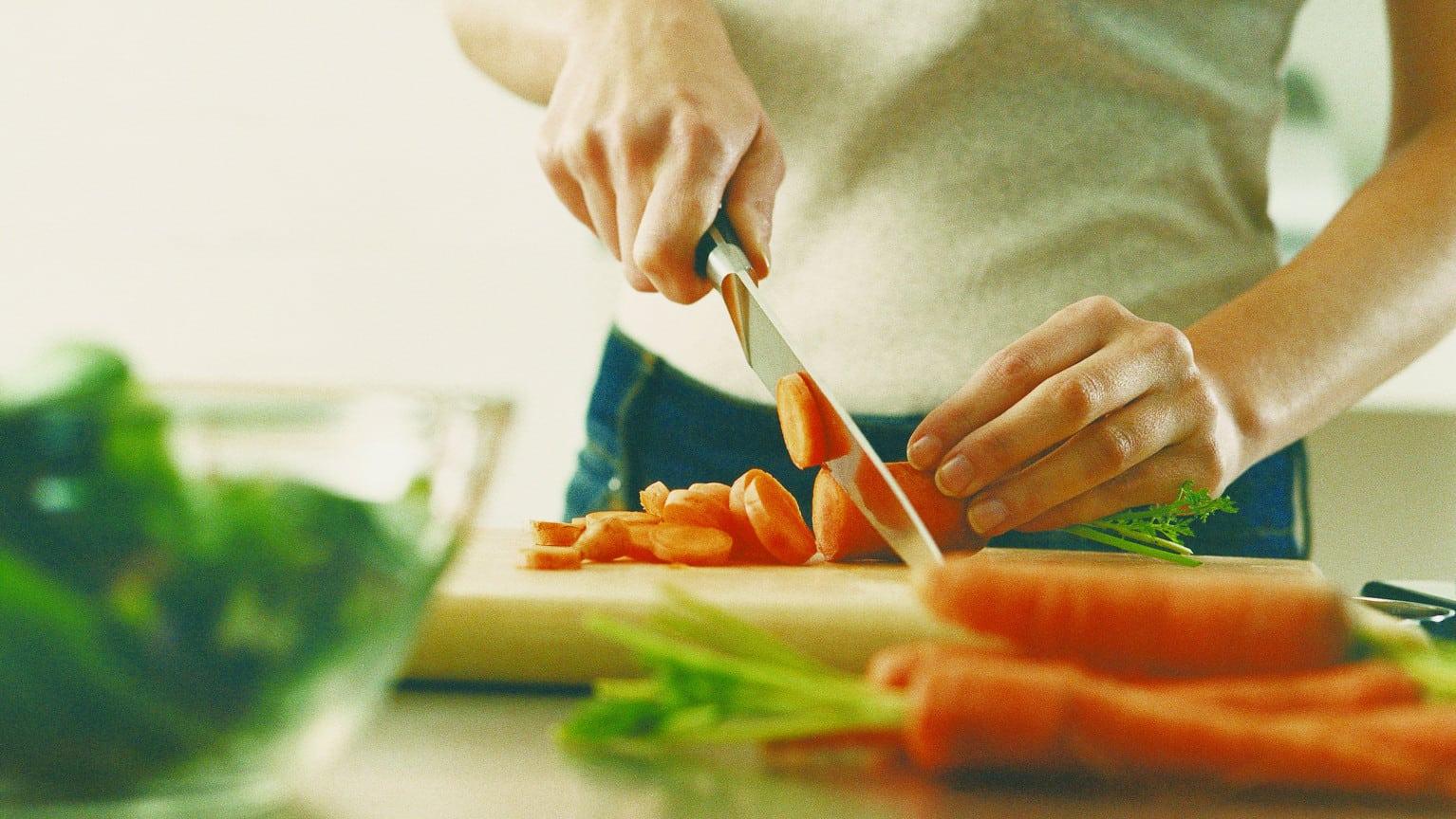 كيف تطبخ أكل صحي