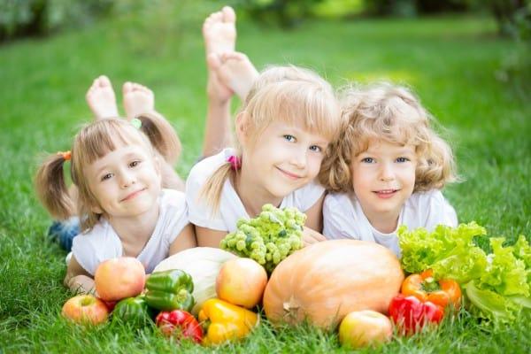 النظام النباتي للاطفال، الأطفال النباتيين، هل الغذاء النباتي صحي للأطفال؟